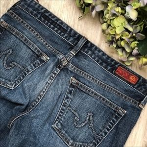 AG Adriano Goldschmeid The Club Flare Jeans
